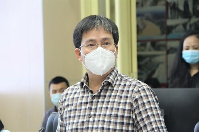 Ông Mai Văn Khiêm, Giám đốc Trung tâm dự báo Khí tượng Thủy văn Quốc gia cho biết các địa phương hiện có mưa rất to