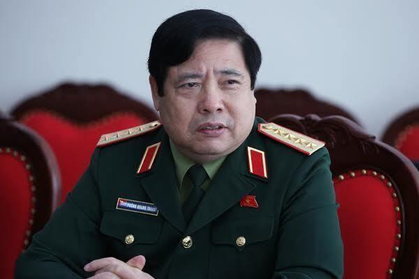 Đại tướng Phùng Quang Thanh (1949-2021)