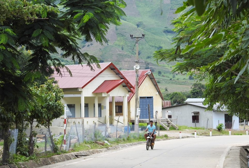 Buôn làng Tây Nguyên ngày càng khang trang