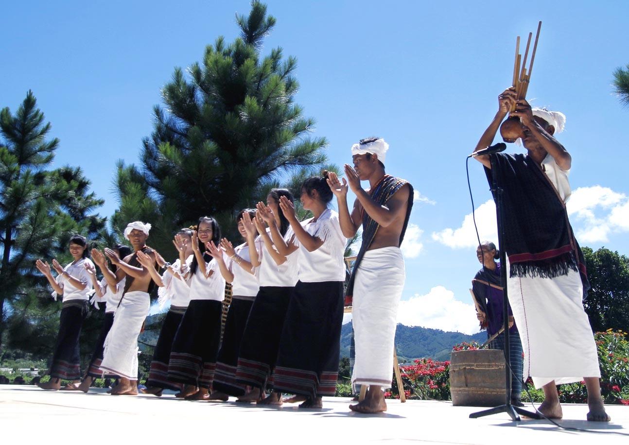 Điệu tamya truyền thống của người Chu Ru