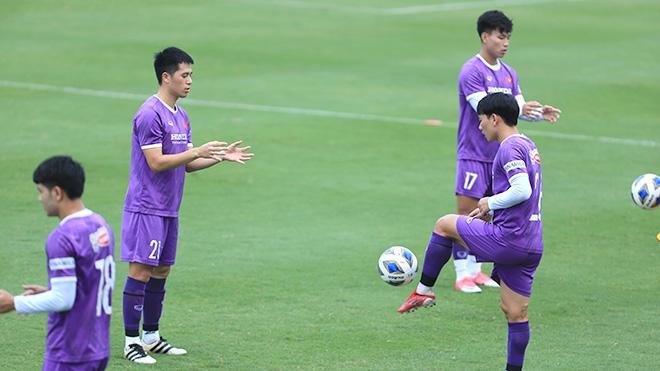 Ngày 16/9 tới đội tuyển Việt Nam tiếp tục tập trung chuẩn bị cho vòng loại thứ 3 World Cup 2022. Ảnh: VFF