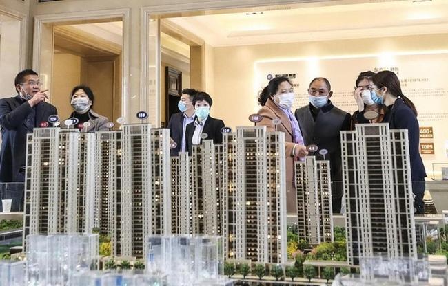 Trung Quốc là quốc gia ghi nhận sự tăng trưởng rõ rệt về giá bất động sản nhà ở trong năm 2021 (Nguồn: Chinadaily).