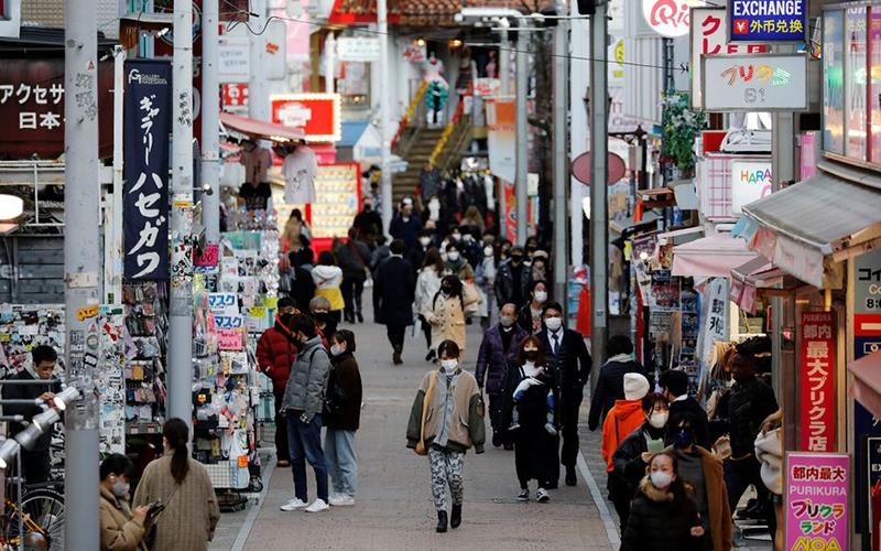 """Tokyo là nơi tuyệt vời để """"khám phá những điều mới mẻ"""". Ảnh: Reuters"""