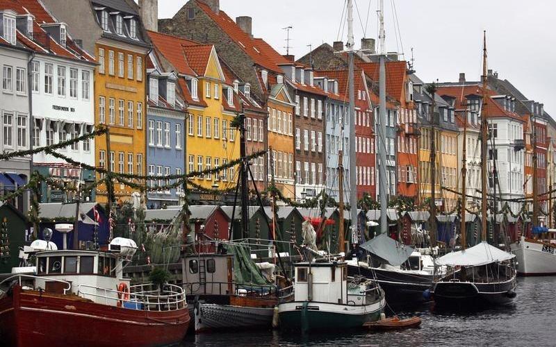 """Đan Mạch được biết đến là 1 trong những nơi hạnh phúc nhất trên thế giới và được ví như là 1 thành phố """"nghỉ dưỡng"""". Ảnh: Reuters"""