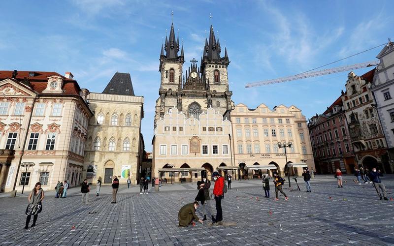 Praha là thành phố đẹp nhất thế giới và là một trong những nơi đáng sống nhất thế giới. Ảnh: Reuters