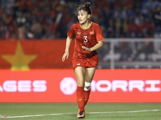 Cô gái người Khmer tin tưởng tuyển nữ Việt Nam sẽ thi đấu thành công tại chiến dịch vòng loại châu Á sắp tới