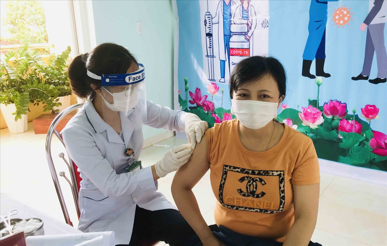 Tiêm vắc xin ngừa Covid - 19 góp phần miễn dịch cộng đồng