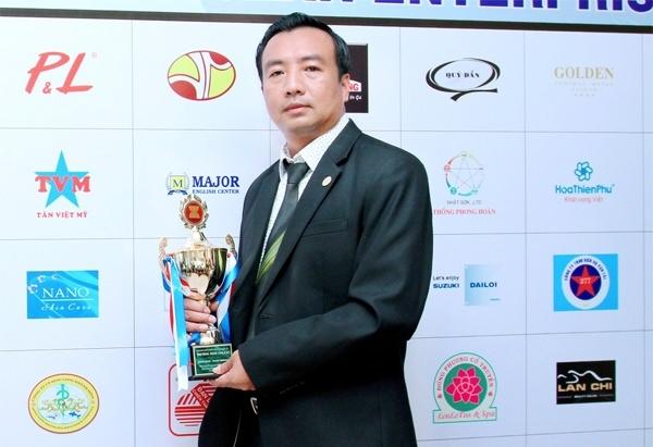 Doanh nhân Phan Thanh Thiên, Tống Giám đốc Tập đoàn Khoa học quốc tế Trường Sinh
