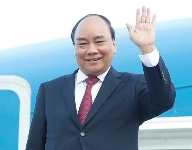 Chủ tịch nước Nguyễn Xuân Phúc (Ảnh: Thống Nhất/TTXVN)