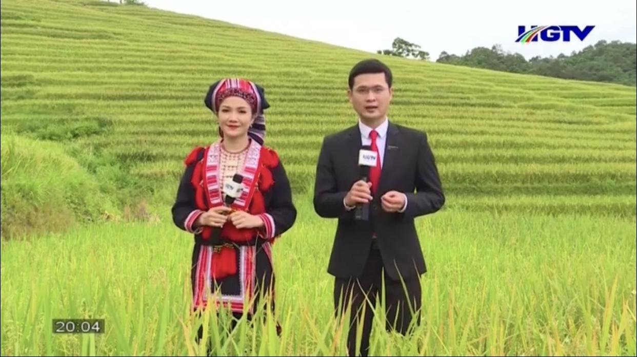 Tỉnh Hà Giang quảng bá du lịch trên kênh truyền hình Hà Giang