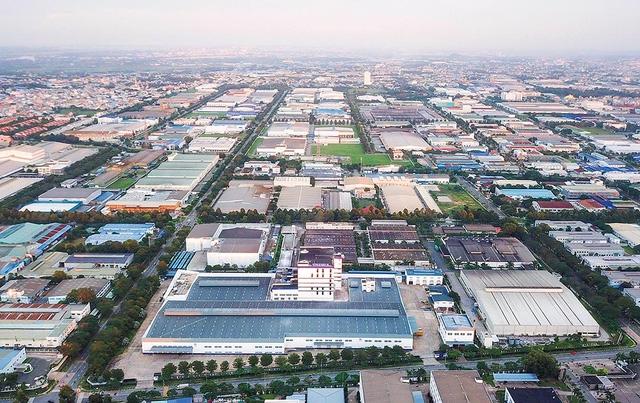Mặc dù Việt Nam phải chống chọi với diễn biến phức tạp của dịch bệnh, nhưng thị trường bất động sản khu công nghiệp vẫn chứng kiến nhiều dấu hiệu tích cực. (Ảnh minh họa: Báo Đầu tư)