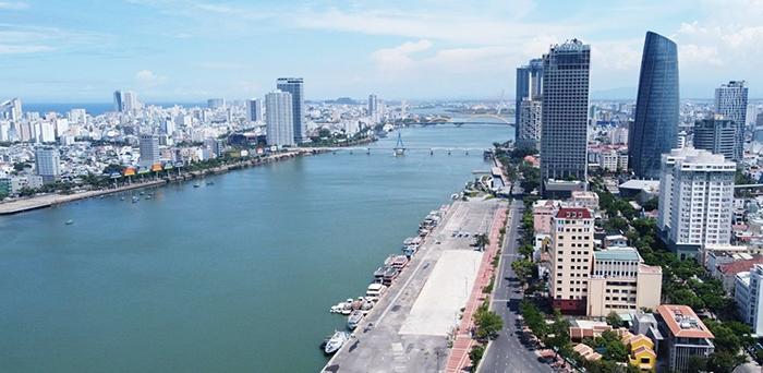 Thị trường BĐS Đà Nẵng đóng băng suốt 2 năm qua do ảnh hưởng của đại dịch Covid-19. Ảnh: Quang Hải