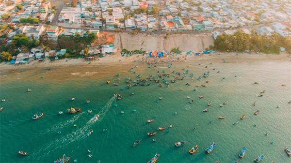 Bất động sản ven biển tại Bình Thuận luôn là điểm nóng trong những năm gần đây