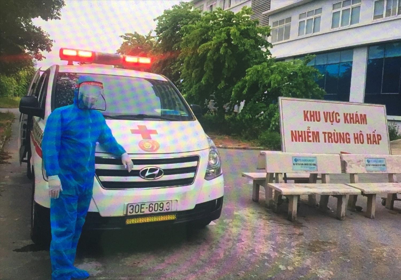 Xe cứu thương dịch vụ có thu nhập cao trong thời gian giãn cách xã hội !?