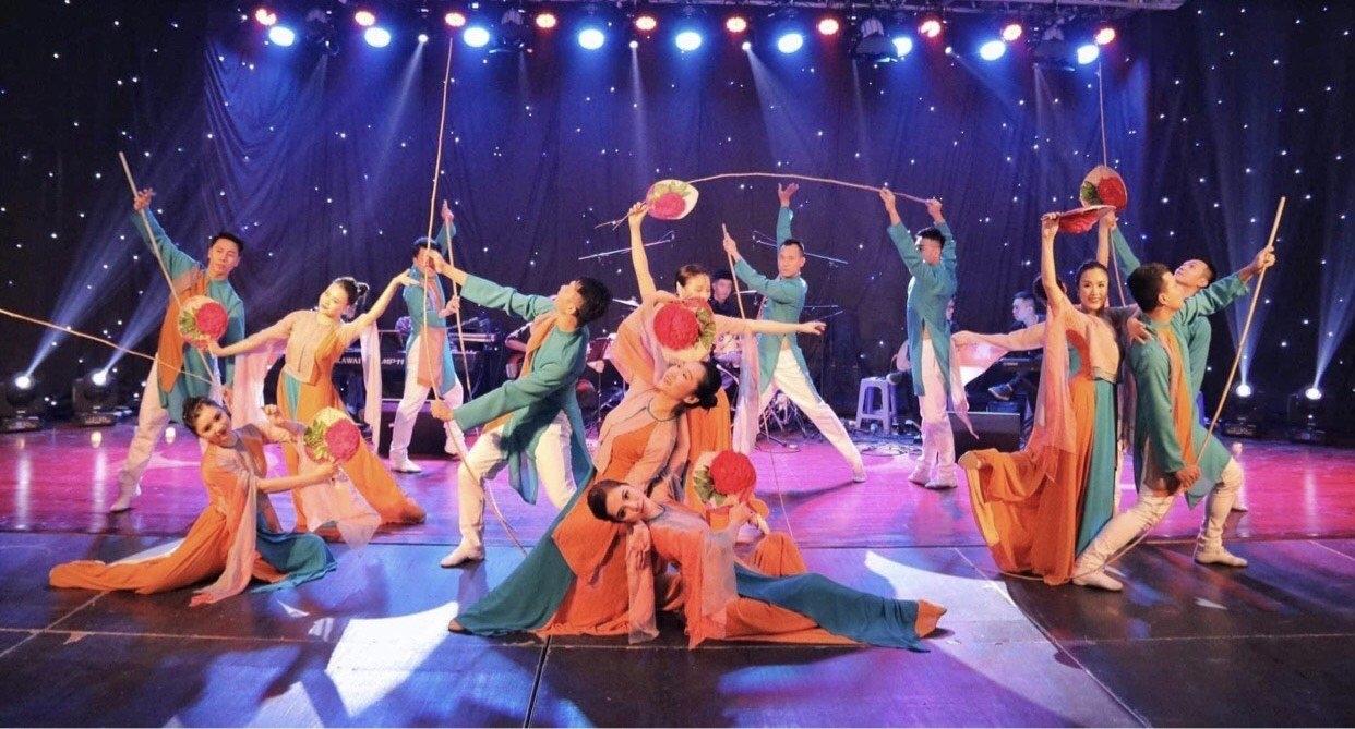 Tác phẩm múa Thuở ấy do nghệ sĩ Cao Duy Tùng biên đạo