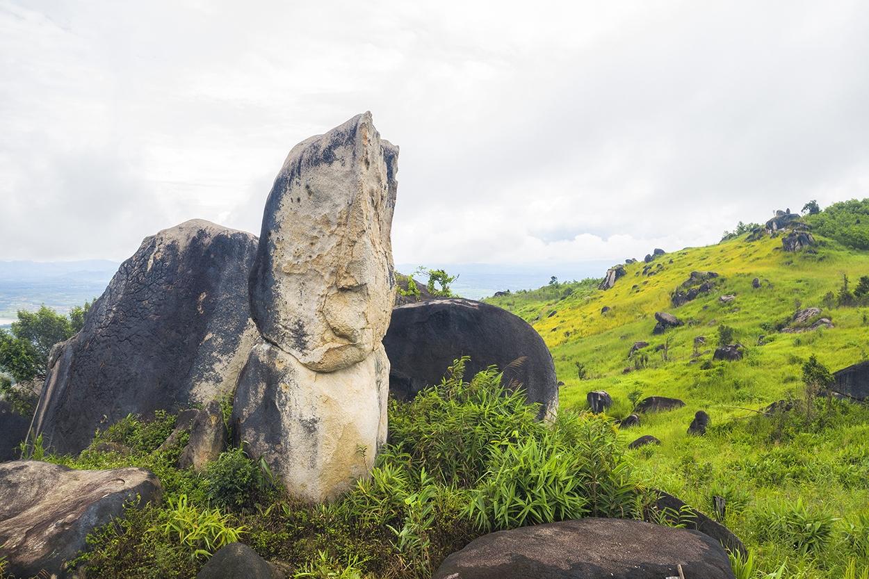 Núi Chư Hreng - Điểm đến hấp dẫn của giới trẻ Kon Tum 4