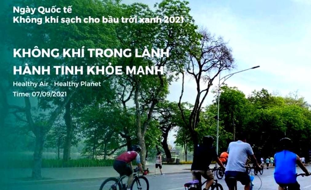 Ngày quốc tế Không khí sạch vì bầu trời xanh