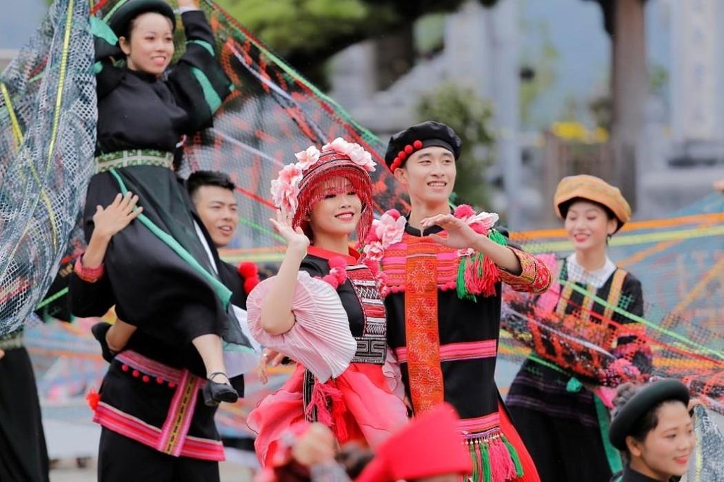 Khám phá sự đa dạng của bản sắc văn hóa dân tộc là lợi thế lớn của ngành Du lịch Việt Nam. (Ảnh chụp trước ngày 27/4/2021)
