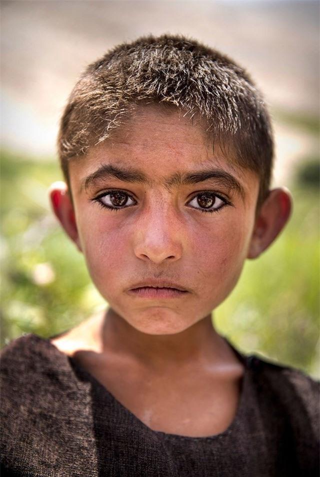 Cậu bé Khik , Afghanistan