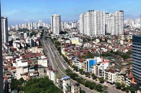 Thị trường bất động sản vẫn tiếp tục thu hút đầu tư. Ảnh: HNV