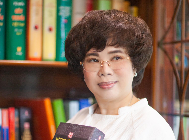 Doanh nhân, Anh hùng lao động thời kỳ đổi mới Thái Hương, Nhà sáng lập, Chủ tịch Hội đồng Chiến lược Tập đoàn TH