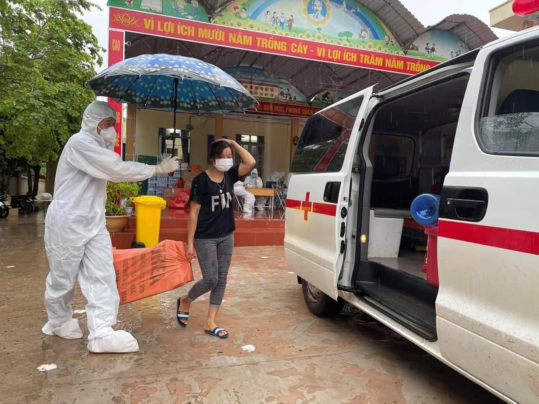 Từ tháng tháng 7 đến tháng 10, tỉnh Điện Biên đón trên 3.500 lao động trở về địa phương tránh dịch