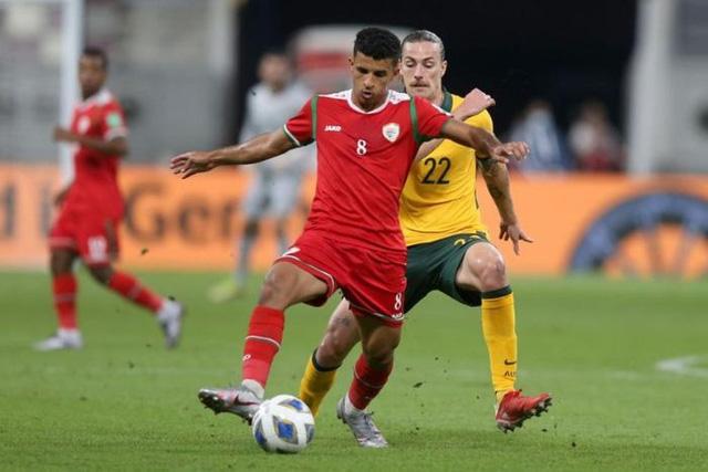 Tiền vệ Zahir Al Aghbari