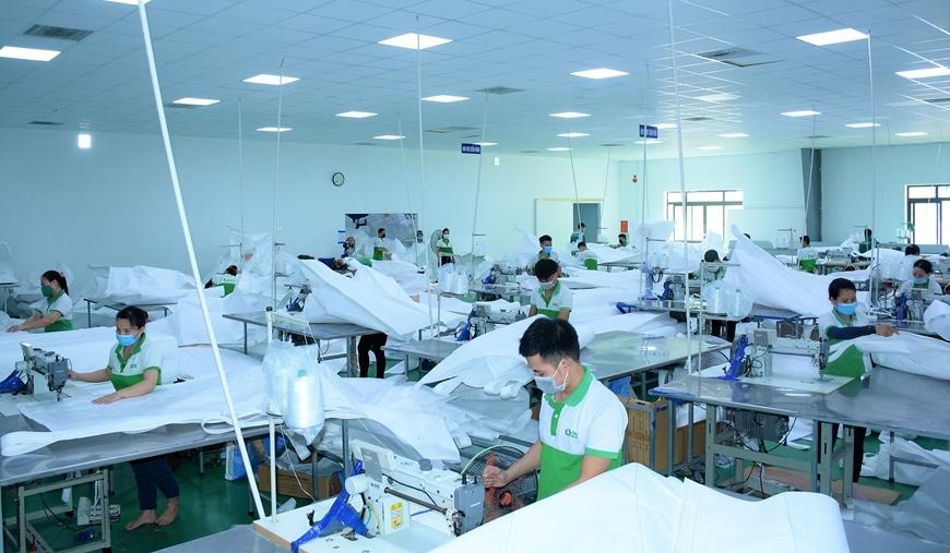 Nhiều doanh nghiệp trên địa bàn Thanh Hóa vẫn đang có nhu cầu tuyển dụng lao động với số lượng lớn