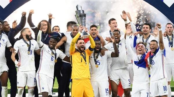 Tuyển Pháp vô địch UEFA Nations League 2021