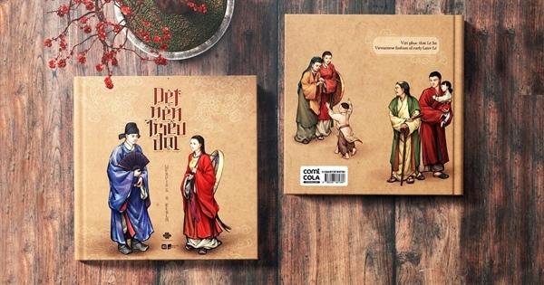 """""""Dệt nên triều đại"""" của nhóm Vietnam Centre ra mắt độc giả dưới hình thức gọi vốn cộng đồng Ảnh: ITN"""