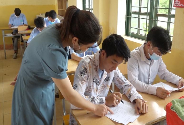 Cơ sở vật chất phục vụ học tập cho học sinh vùng cao được cải thiện rõ rệt từ chính sách đầu tư, hỗ trợ của Nhà nước