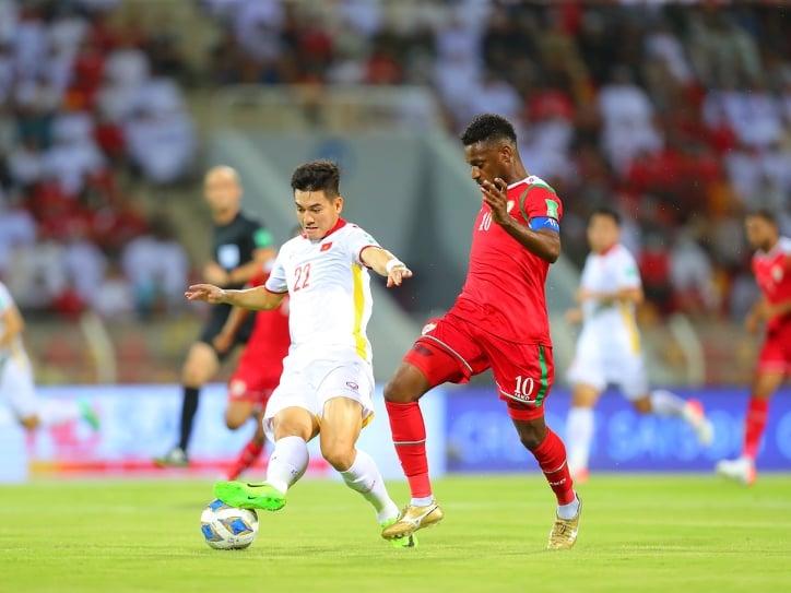 Hoàn thiện hơn nữa đó là điều ĐT Việt Nam cần làm trước khi nghĩ đến may mắn trong cuộc đối đầu sắp tới ở các sân chơi đẳng cấp châu lục như vòng loại World Cup 2022. Ảnh: VFF.