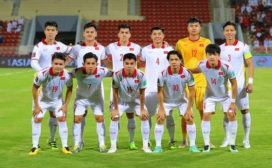 Đội hình xuất phát của đội tuyển Việt Nam tại Oman, có đến 4 sự thay đổi so với trận gặp Trung Quốc