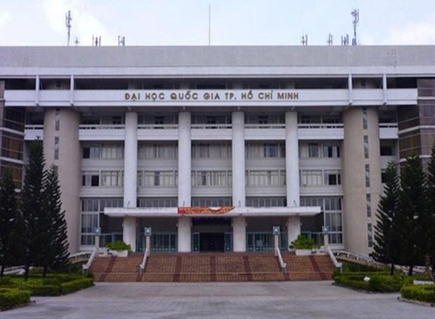 Trường Đại học Quốc gia TP. Hồ Chí Minh.