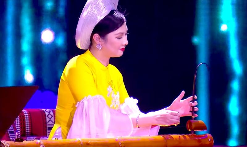 Tiếng đàn bầu Việt Nam ở EXPO 2020 Dubai 1