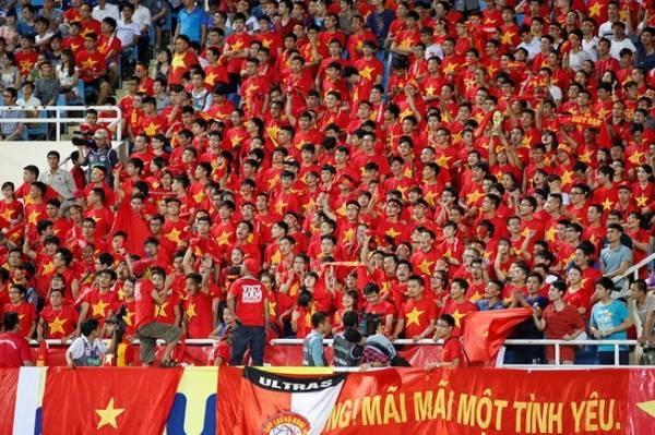 Nhiều khả năng sân Mỹ Đình đón khán giả trở lại trong hai trận đấu vào tháng 11 tới của đội tuyển Việt Nam. Ảnh minh họa