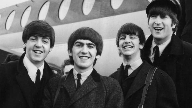 Ban nhạc The Beatles. Ảnh: cnbc.com