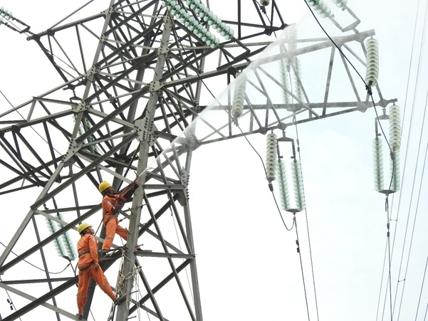 Lưới điện EVNNPC luôn được quan tâm đầu tư để đáp ứng nhu cầu phát triển