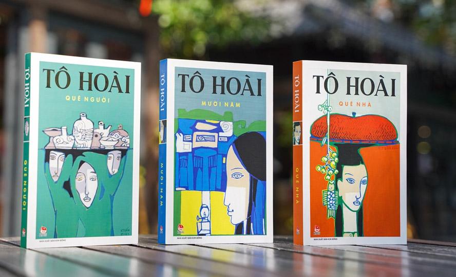 Bộ ba tiểu thuyết lịch sử về Hà Nội của nhà văn Tô Hoài.