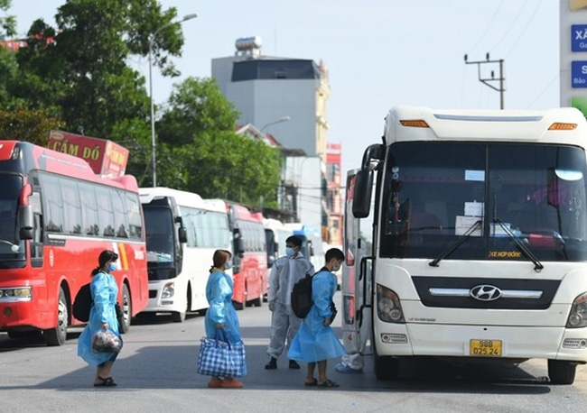 Hà Giang lên phương án đón công dân trừ vùng dịch trở về.